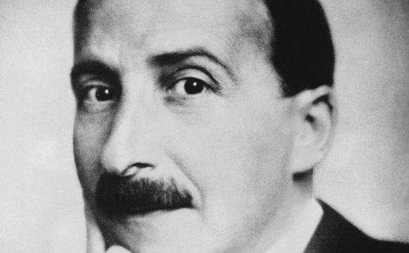 Stefan Zweig, Austrian