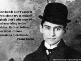 Quotes from the Metamorphosis by Franz Kafka