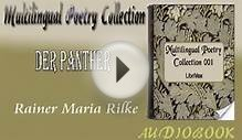 Der Panther Rainer Maria Rilke Audiobook Poetry